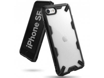Ochranný kryt pro iPhone 7 / 8 / SE (2020) - Ringke, Fusion-X Black