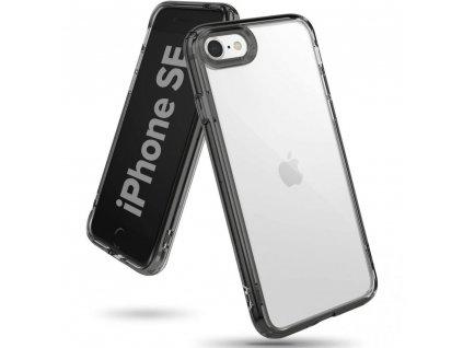 Ochranný kryt pro iPhone 7 / 8 / SE (2020) - Ringke, Fusion Black