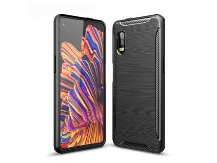 Ochranný kryt na Samsung Galaxy Xcover Pro - Tech-Protect, Tpucarbon Black