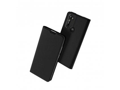 Pouzdro pro Motorola Moto G8 Power - DuxDucis, SkinPro Black