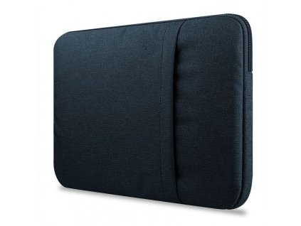 Pouzdro na notebook - Tech-Protect, 13-14 Sleeve Navy