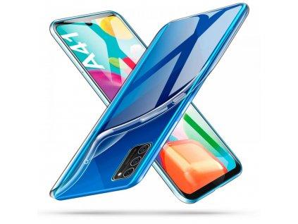 Ochranný kryt pro Samsung Galaxy A41 - Tech-Protect, FlexAir Crystal