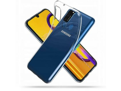Ochranný kryt pro Samsung Galaxy M21 - Tech-Protect, FlexAir Crystal