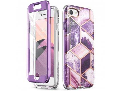 Ochranný kryt pro Apple iPhone 7 / 8 / SE (2020) - Supcase, Cosmo Purple