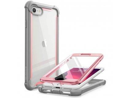 Ochranný kryt pro iPhone 7 / 8 / SE (2020) - Supcase, Ares Pink