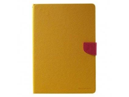 Pouzdro / kryt pro iPad 10.2 (2019/2020) - Mercury, Fancy Diary Yellow/Pink