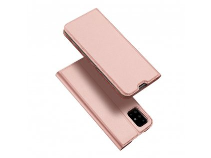 Pouzdro pro Samsung Galaxy A41 - DuxDucis, SkinPro Rose
