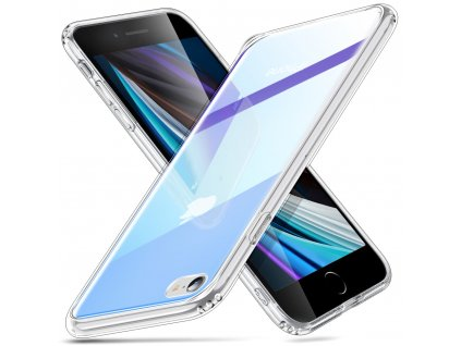 Ochranný kryt pro iPhone 7 / 8 / SE (2020) - ESR, Ice Shield Blue/Purple
