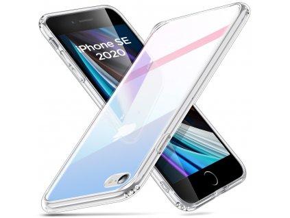 Ochranný kryt pro iPhone 7 / 8 / SE (2020) - ESR, Ice Shield Red/Blue