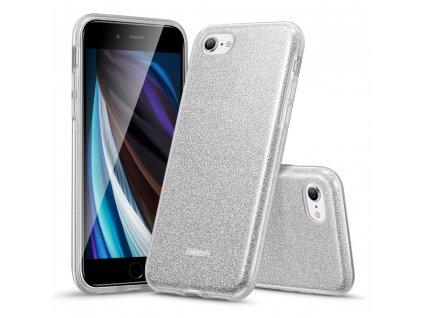 Ochranný kryt pro iPhone 7 / 8 / SE (2020) - ESR, Makeup Silver