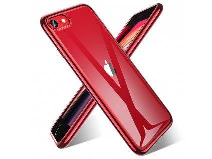 Ochranný kryt pro iPhone 7 / 8 / SE (2020) - ESR, Crown Red