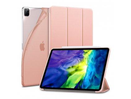 Pouzdro / kryt pro iPad Pro 11 (2018/2020) - ESR, Rebound Slim Rose