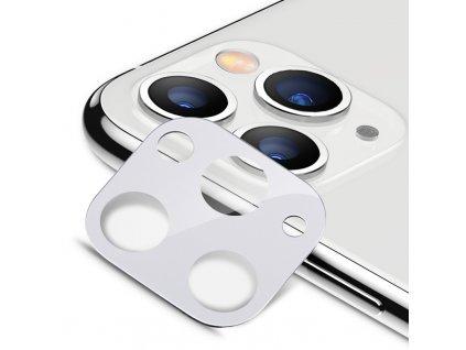 Ochranná fólie na zadní kameru iPhone 11 Pro / 11 Pro MAX - ESR, Fullcover Silver