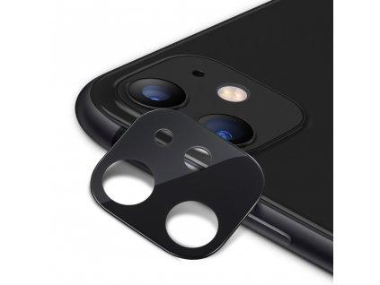 Ochranná fólie na zadní kameru iPhone 11 - ESR, Fullcover Black