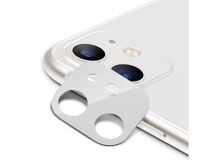 Ochranná fólie na zadní kameru iPhone 11 - ESR, Fullcover Silver