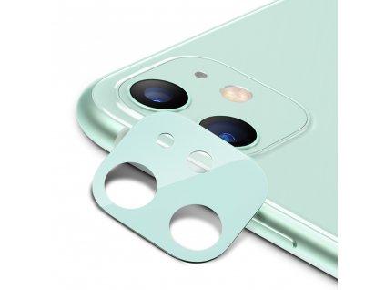 Ochranná fólie na zadní kameru iPhone 11 - ESR, Fullcover Green