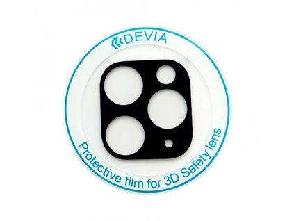 Ochranná fólie na zadní kameru iPhone 11 Pro / 11 Pro MAX - Devia, Glitter Soft 3D