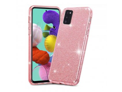 Ochranný kryt pro Samsung Galaxy A41 - Tech-Protect, Glitter Shine