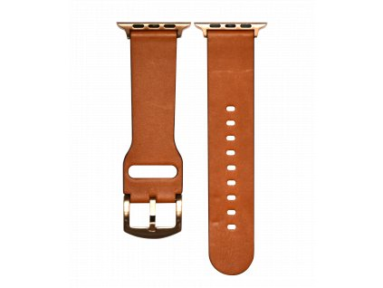 Řemínek pro Apple Watch 42mm / 44mm - Devia, Cowboy Brown