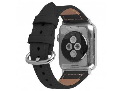 Řemínek pro Apple Watch 42mm / 44mm - Devia, Slim Black