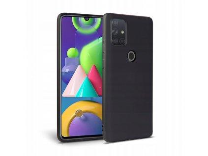 Ochranný kryt pro Samsung Galaxy M21 - Tech-Protect, Icon Black
