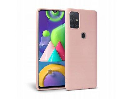 Ochranný kryt pro Samsung Galaxy M21 - Tech-Protect, Icon Pink