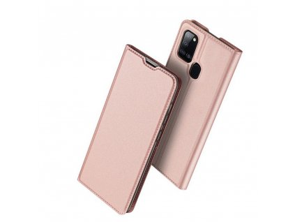 Pouzdro pro Samsung Galaxy A21S - DuxDucis, SkinPro Rose