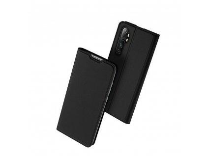 Pouzdro pro Xiaomi Mi Note 10 Lite - DuxDucis, SkinPro Black