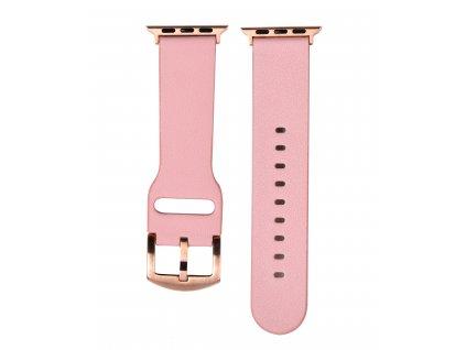 Řemínek pro Apple Watch 42mm / 44mm - Devia, Cowboy Pink
