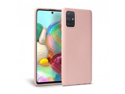 Ochranný kryt pro Samsung Galaxy A41 - Tech-Protect, Icon Pink
