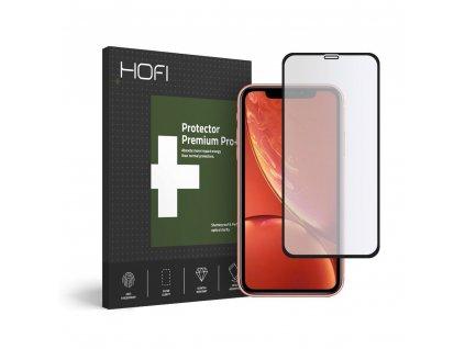 Hybridní ochranné sklo pro iPhone 11 - Hofi, Glass Pro+