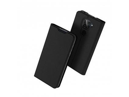 Pouzdro pro Xiaomi Redmi Note 9 - DuxDucis, SkinPro Black