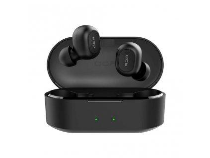 Bezdrátová sluchátka - QCY, T2S Black