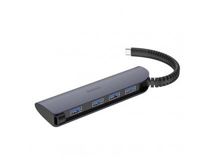 Redukce / adaptér USB-C - Hoco, HB12 Victory