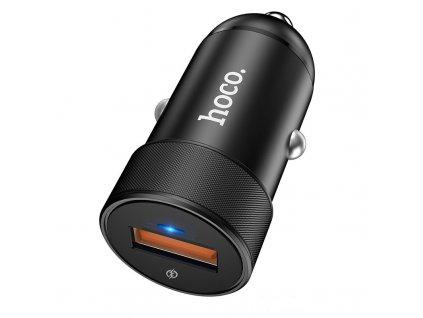 Auto-nabíječka pro iPhone a iPad - Hoco, Z32A FlashPower QC3.0
