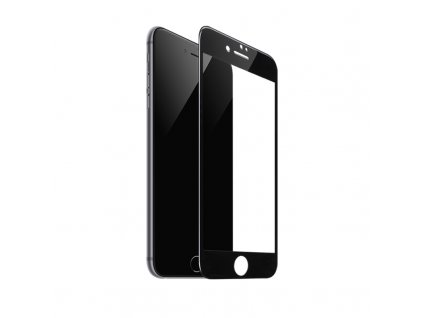Ochranné tvrzené sklo pro iPhone 7 / 8 / SE (2020) - Hoco, G1 FlashAttach 3D Black
