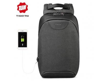 Městský batoh 15.6'' - Tigernu, T-B3611 Black