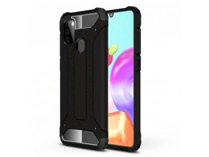 Ochranný kryt pro Samsung Galaxy M31 - Tech-Protect, Xarmor Black