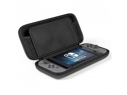 Ochranné pouzdro pro Nintendo Switch - Tech-Protect, Hardpouch Black