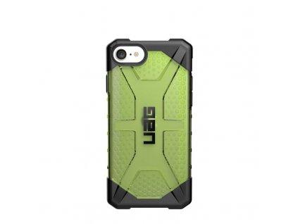 Ochranný kryt pro iPhone SE (2020) / 8 / 7 - UAG, Plasma Billie Neon Green