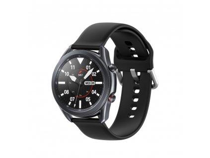 Řemínek pro Samsung Galaxy Watch 45mm - Tech-Protect, Iconband Black