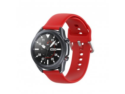Řemínek pro Samsung Galaxy Watch 45mm - Tech-Protect, Iconband Red