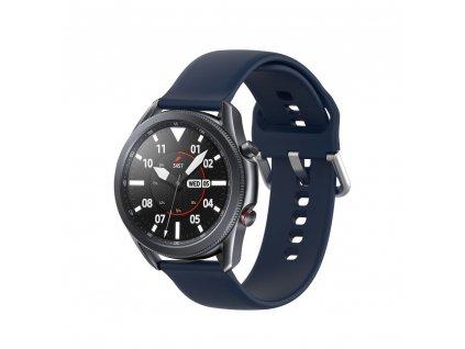 Řemínek pro Samsung Galaxy Watch 45mm - Tech-Protect, Iconband Navy