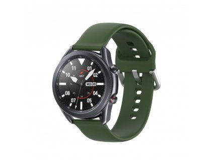 Řemínek pro Samsung Galaxy Watch 45mm - Tech-Protect, Iconband Green