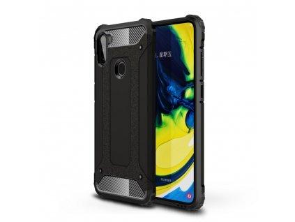 Ochranný kryt pro Samsung Galaxy M11 - Tech-Protect, Xarmor Black