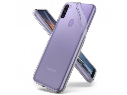 Ochranný kryt pro Samsung Galaxy M11 - Tech-Protect, FlexAir Crystal