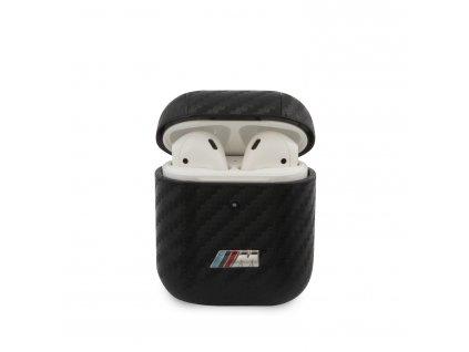 Pouzdro pro sluchátka AirPods - BMW, M Carbon Black