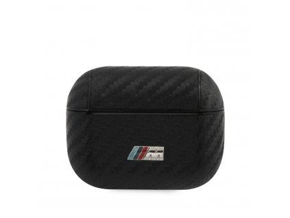 Pouzdro na sluchátka AirPods Pro - BMW, M Carbon Black