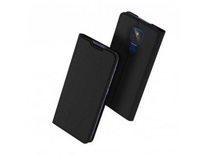 Pouzdro pro Motorola Moto G9 Play - DuxDucis, SkinPro Black