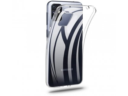 Ochranný kryt pro Samsung Galaxy M51 - Tech-Protect, FlexAir Crystal